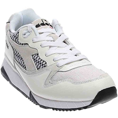 Diadora Unisex V7000 Samurai White 11.5 Women/10 Men M US by Diadora
