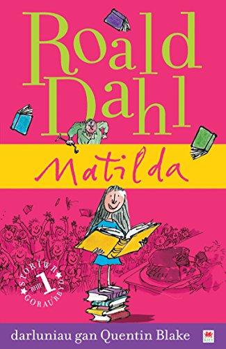 Amazon matilda welsh edition ebook roald dahl quentin blake matilda welsh edition by dahl roald fandeluxe Choice Image