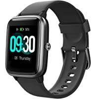 Willful Smartwatch, Smart Watch with Heart Rate Monitor, Chronometers, Calories, Heart Rate Monitor ...