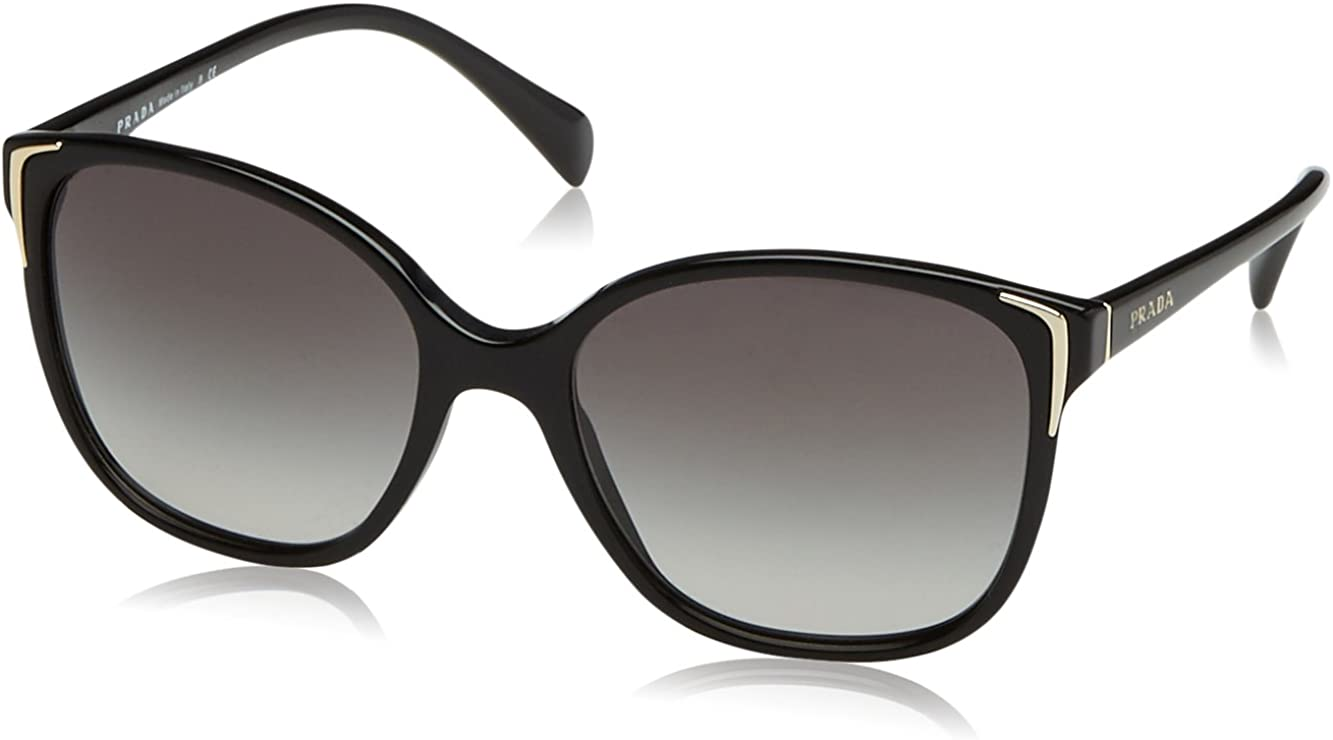 Prada Women's PR 01OS Sunglasses