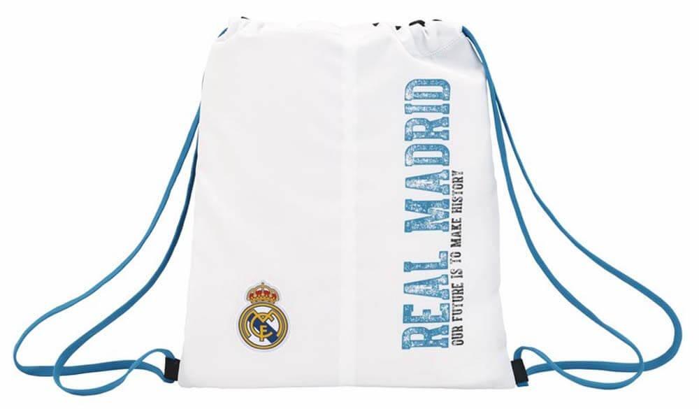 Real Madrid FC Saco Plano (SAFTA 611754196),, ampuacutenico