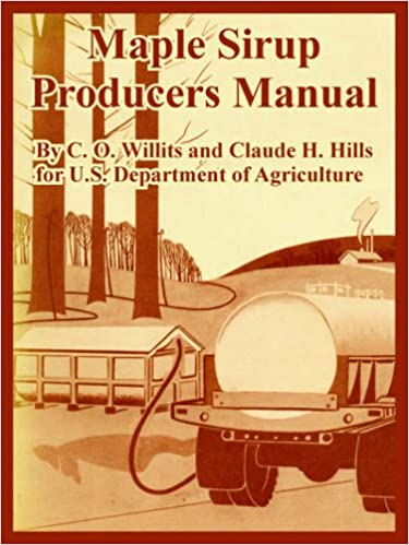 Maple Sirup Producers Manual