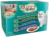 Fancy Feast Elegant Medleys for Cats, Primavera Collection,  12 Count, 3 Ounce Cans (Pack of 2), My Pet Supplies