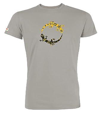 OVIVO-Inspired by Nature - Camiseta Salamandras en algodón ...