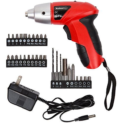 Trademark 75-60100 Hawk 4.8V Cordless Screwdriver with Light by Trademark (Image #3)