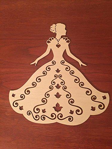 girls-room-wood-wall-decor-cinderella-princess-115x115-inches