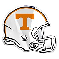 NCAA Tennessee Helmet Emblem, One Size, One Color