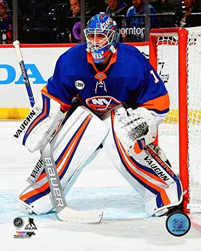new products 6f34a de493 Amazon.com: NHL Thomas Greiss New York Islanders 2018-19 ...