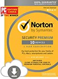 Norton Security Premium – 10 Devices – 1 Year Subscription - Instant Download - 2019 Ready