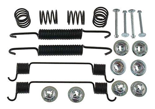Carlson Quality Brake Parts 17204 Brake Combination Kit