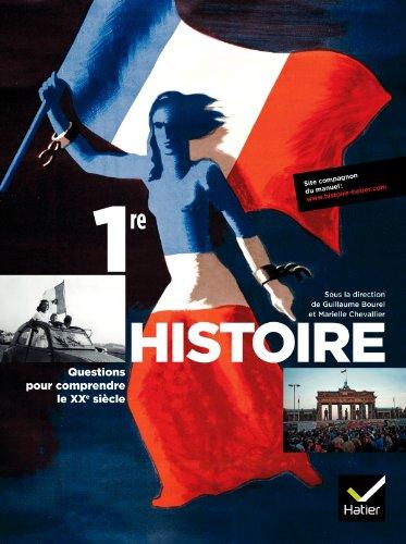 Histoire 1re: Manuel de l'eleve