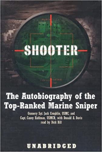 Amazon Fr Shooter The Autobiography Of The Top Ranked
