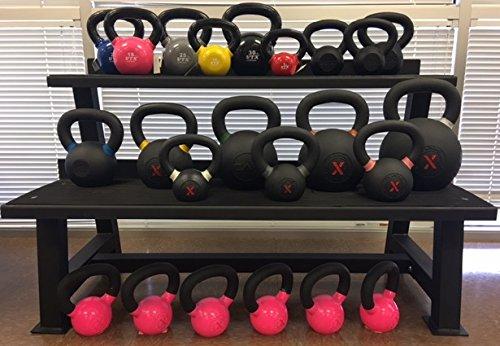 X Training Kettlebell Rack