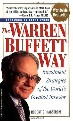buy the warren buffett way investment strategies of the world s rh amazon in warren buffett books calculator warren buffet book on trading