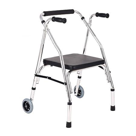 Marco Zimmer, andador con ruedas de aluminio for personas ...