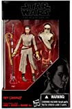 Star Wars, 2015 The Black Series, Rey (Jakku) Exclusive Action Figure, 3.75 Inches