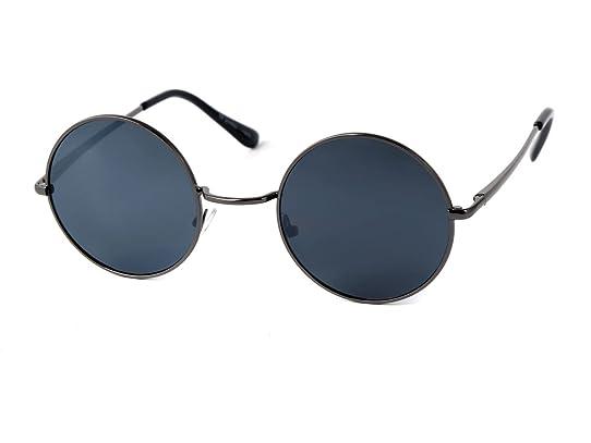 Promotion % SOLDE %: Lunettes de soleil rond rondes arrondis plat design flattop flat top sport John Lennon accessoire Viper en pas cher style moderne vêtement vacances été fashion femme homme saison xOWUnmLLwc,