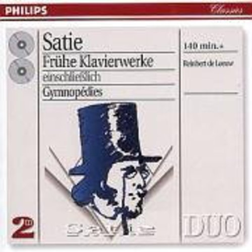 - Satie: The Early Piano Works (Incl. The 3 Gymnopedies)