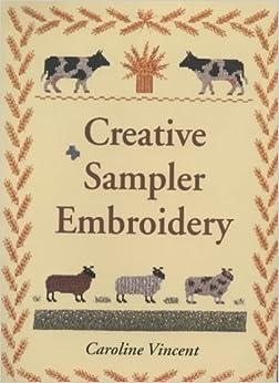 Book Creative Sampler Embroidery
