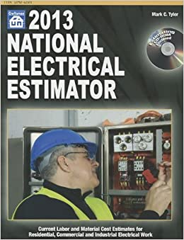 National Electrical Estimator 2013 (National Electrical Estimator (W/CD))