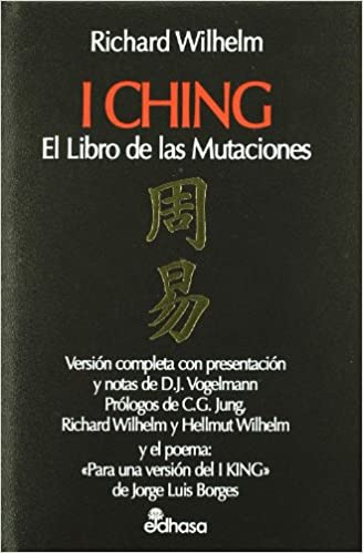 I Ching el libro de las mutaciones (Perspectivas): Amazon.es ...