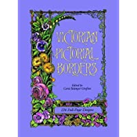 Victorian Pictorial Borders (Dover Pictorial Archives)