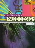 Creative Edge Page Design, Lynn Haller, 0891348484