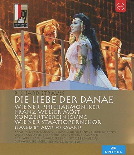 Salzburger Festspiele 2016: Richard Strauss - Die (Blu-ray)