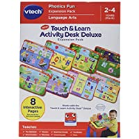 VTech Touch and Learn Activity Desk Deluxe Expansión Pack-Phonics Fun