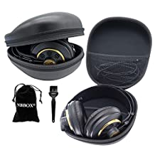 Nbbox Headset Headphone Case For Turtle Beach Ear Force XO Four Stealth One XL1 X12 PX22 PX24 X32 Elite 800 800X Z11 PX22 Recon 50 50X 50P Stealth 400 420X 450 500P Fully Wireless Gaming Headset