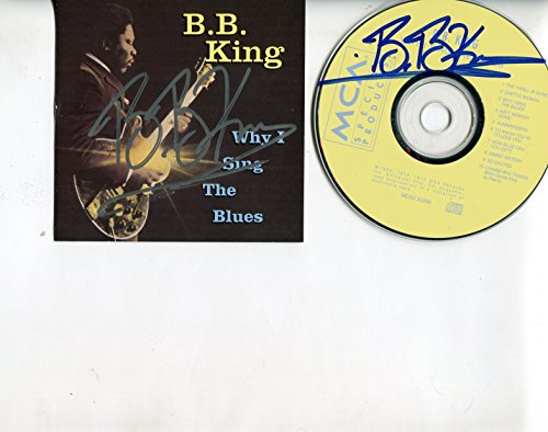 * BB KING * signed