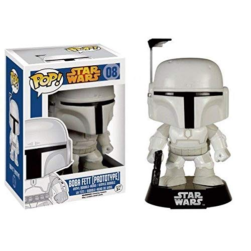 - Funko Pop! Star Wars #08 Boba Fett Prototype