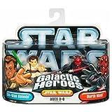 : Star Wars Galactic Heroes8211; Episode I Obi-Wan Kenobi and Darth Maul