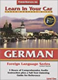 img - for German Level One (Learn in Your Car) (German Edition) book / textbook / text book