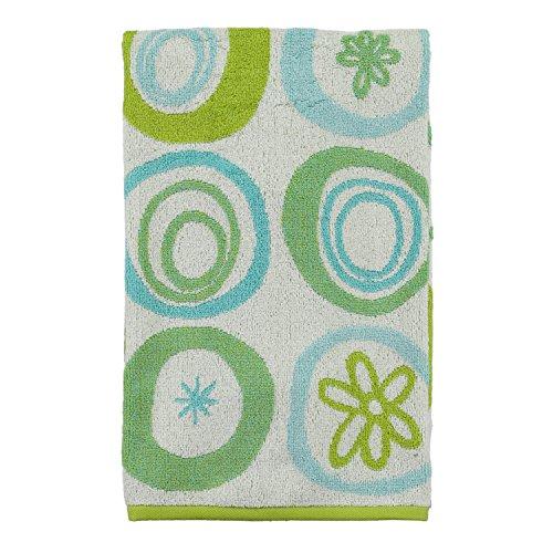 Creative Bath Products All That Jazz Jacquard Bath Towel