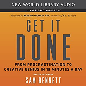 Get It Done | Livre audio