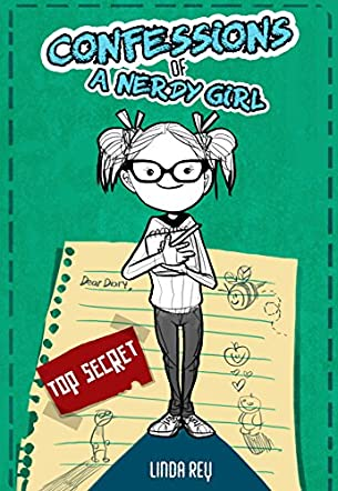 Confessions of a Nerdy Girl: Top Secret