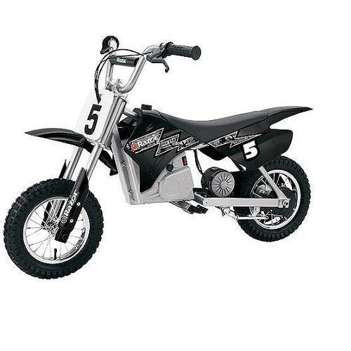 - Razor MX350 Dirt Rocket Electric Motocross Black/White Camo