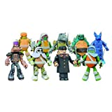 Teenage Mutant Ninja Turtle Minimates Series 3 Display Box
