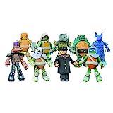 Teenage Mutant Ninja Turtle Minimates Series 3 Display Box
