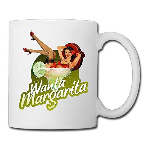 Wanta A Margarita Cool Funny Coffee Mug
