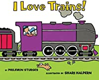 I Love Trains! Board