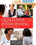 Qualitative Interviewing: The Art of...
