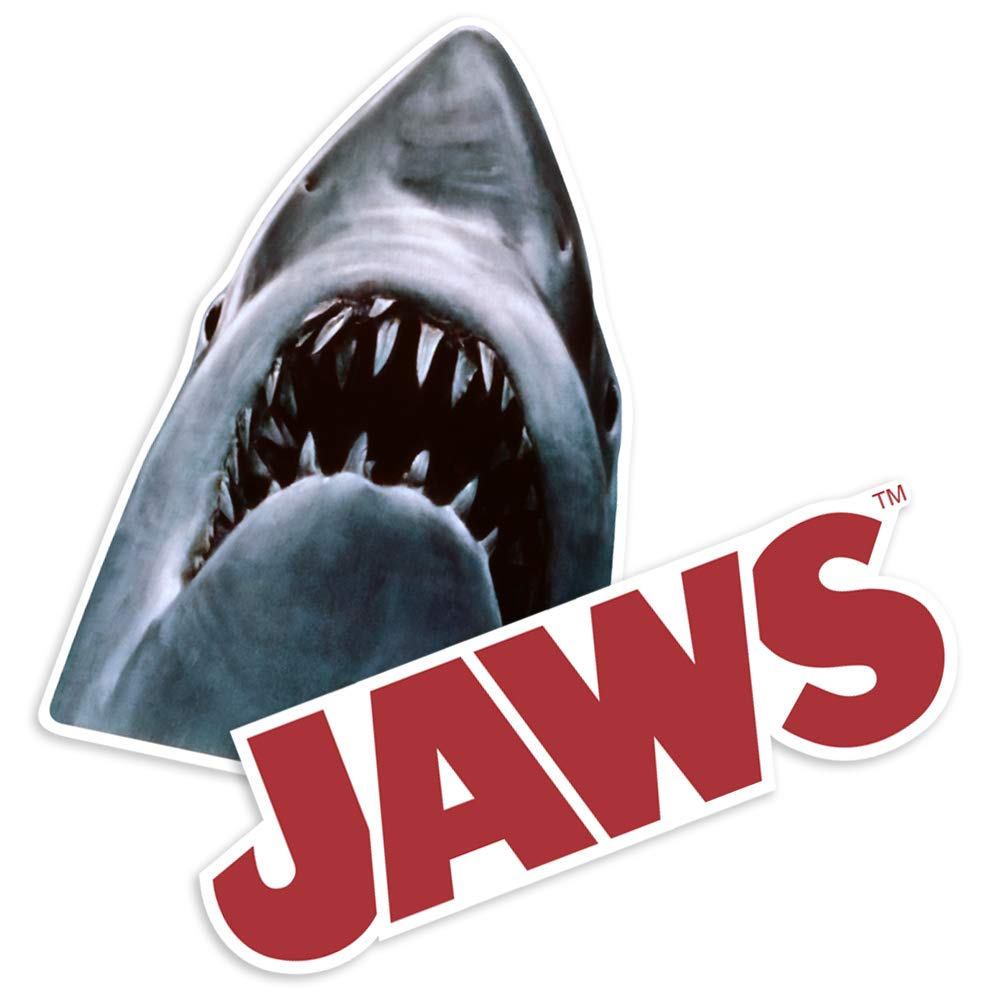 Popfunk Jaws Shark Attack Collectible Stickers