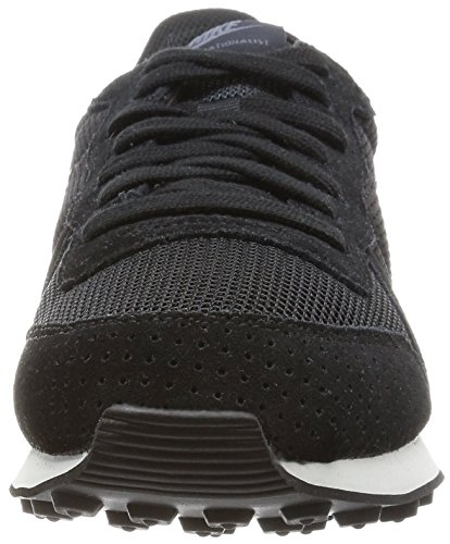 Low Top Schwarz Damen Internationalist WMNS Nike 4tqURFw