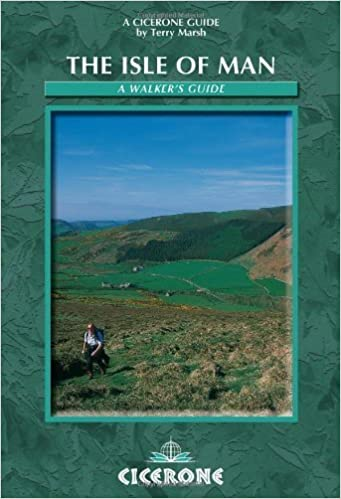 Book The Isle of Man: A Walker's Guide (Cicerone British Walking) by Terry Marsh (2004-05-01)