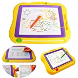 Itian Magnetic Colorful Doodle Sketch Learning Drawing Board Colorful Erasable Large Size Scribble Writing Board
