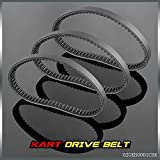 3PCS Go Kart Drive Belt 30 Series Replaces Manco 5959 Comet 203589