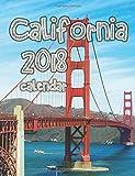 California 2018 Calendar