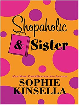 Book Shopaholic and Sister (Wheeler Large Print Book Series)